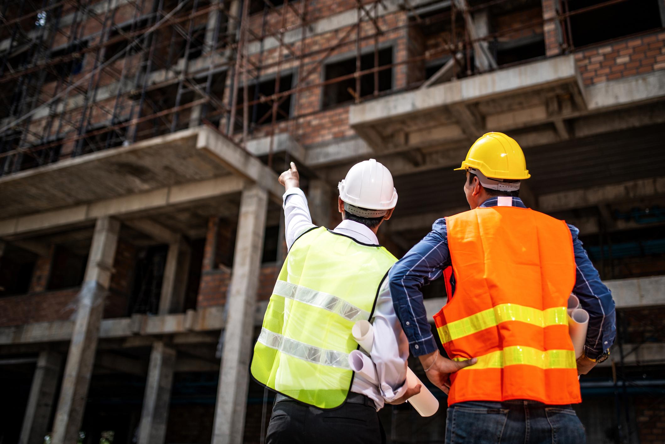 Construction Site Claims