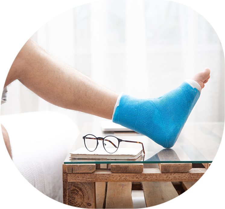 Ankle Injury Compensation