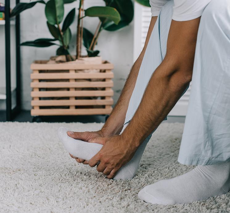 Foot Injury Compensation