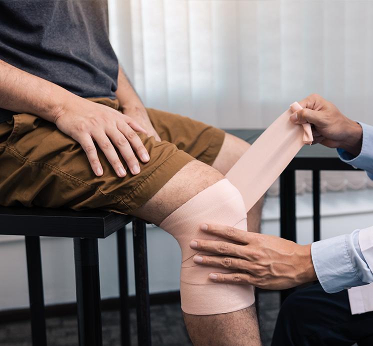 Knee Injury Compensation