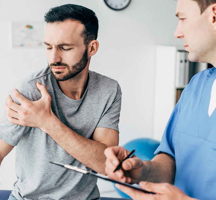 Shoulder Injury Compensation