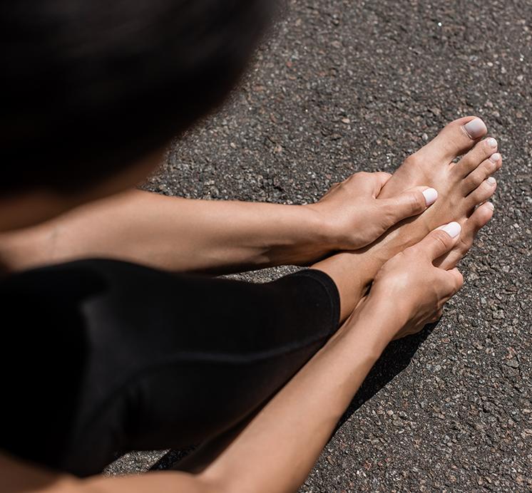 Toe Injury Compensation
